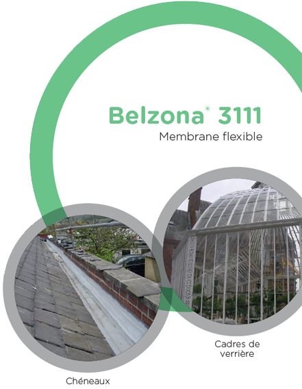 belzona 3111, membrane flexible