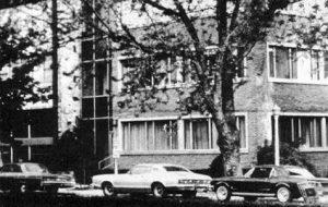 Belzona en 1961 Réseau européen
