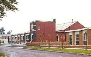 Le siège de Harrogate, au Royaume-Uni, in 1957