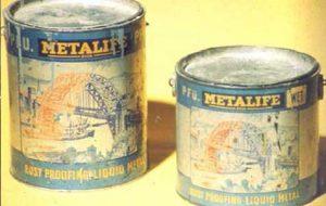 BELZONA-metal-1960